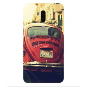 Coque De Protection Voiture Beetle Vintage Alcatel A7 XL