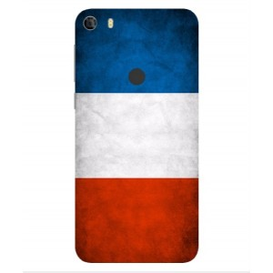 Coque De Protection Drapeau De La France Pour Alcatel Idol 5