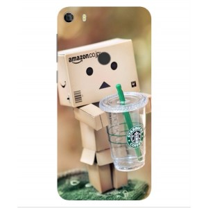 Coque De Protection Amazon Starbucks Pour Alcatel Idol 5
