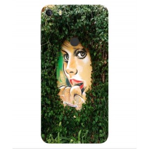 Coque De Protection Art De Rue Pour Alcatel Idol 5