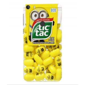 Coque De Protection Tic Tac Bob Alcatel Idol 5