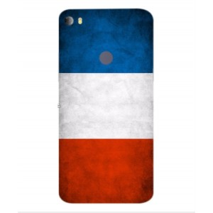 Coque De Protection Drapeau De La France Pour Alcatel Idol 5s