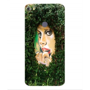 Coque De Protection Art De Rue Pour Alcatel Idol 5s