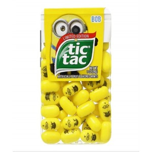 Coque De Protection Tic Tac Bob Alcatel U5 HD