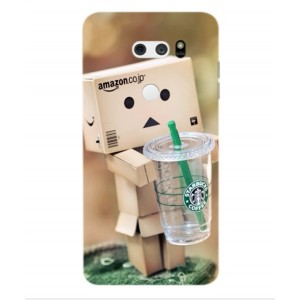 Coque De Protection Amazon Starbucks Pour LG V30