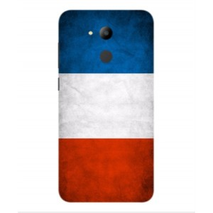 Coque De Protection Drapeau De La France Pour Huawei Honor V9 Play