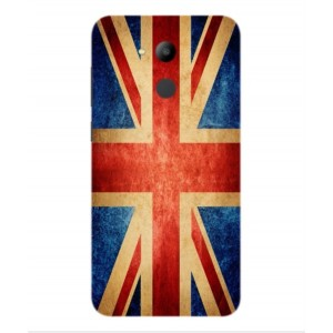Coque De Protection Drapeau Vintage Royaume Uni Pour Huawei Honor V9 Play