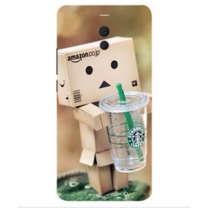 Coque De Protection Amazon Starbucks Pour Meizu M6 Note
