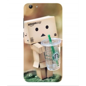 Coque De Protection Amazon Starbucks Pour Vivo Y69