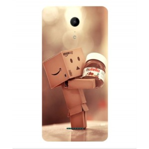 Coque De Protection Amazon Nutella Pour Wiko Tommy 2 Plus