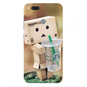 Coque De Protection Amazon Starbucks Pour Xiaomi Mi A1 (5X)