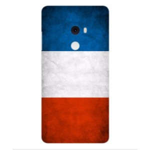 Coque De Protection Drapeau De La France Pour Xiaomi Mi Mix 2