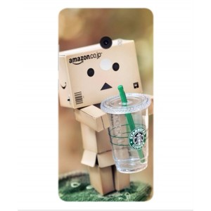 Coque De Protection Amazon Starbucks Pour Xiaomi Mi Mix 2