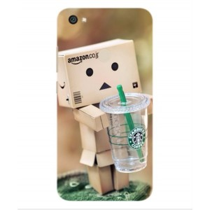 Coque De Protection Amazon Starbucks Pour Xiaomi Redmi Note 5A Prime