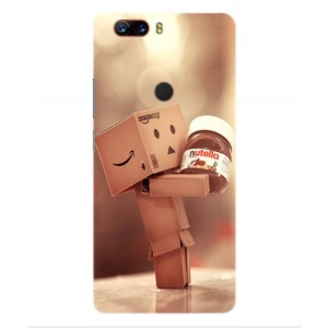 Coque De Protection Amazon Nutella Pour ZTE Nubia Z17 Lite
