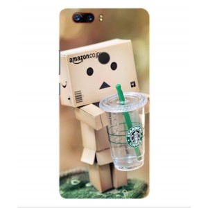 Coque De Protection Amazon Starbucks Pour ZTE Nubia Z17 Lite