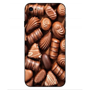 Coque De Protection Chocolat Pour iPhone 8