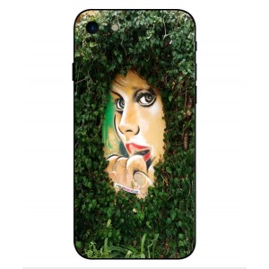 Coque De Protection Art De Rue Pour iPhone 8