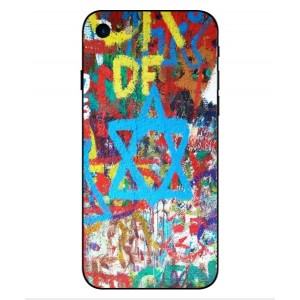 Coque De Protection Graffiti Tel-Aviv Pour iPhone 8