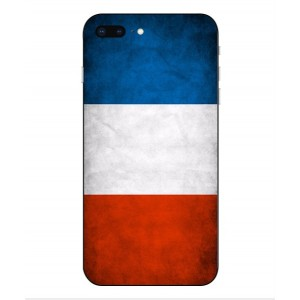 Coque De Protection Drapeau De La France Pour iPhone 8 Plus