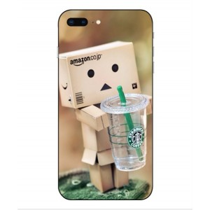 Coque De Protection Amazon Starbucks Pour iPhone 8 Plus