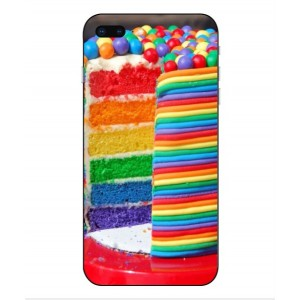 Coque De Protection Gâteau Multicolore Pour iPhone 8 Plus