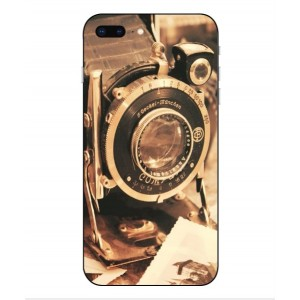 Coque De Protection Appareil Photo Vintage Pour iPhone 8 Plus