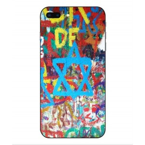 Coque De Protection Graffiti Tel-Aviv Pour iPhone 8 Plus