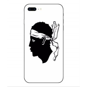 Coque De Protection Drapeau Corse iPhone 8 Plus