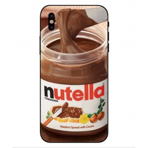Coque De Protection Nutella Pour iPhone X
