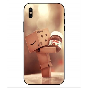 Coque De Protection Amazon Nutella Pour iPhone X