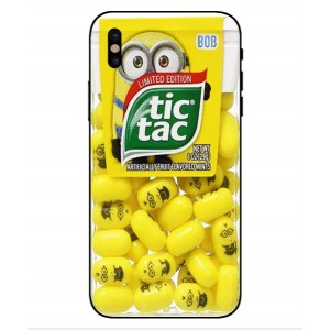 Coque De Protection Tic Tac Bob iPhone X