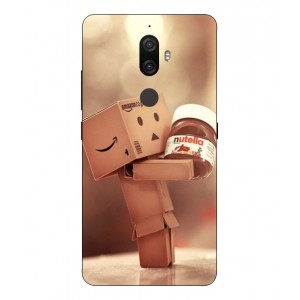 Coque De Protection Amazon Nutella Pour Lenovo K8 Plus