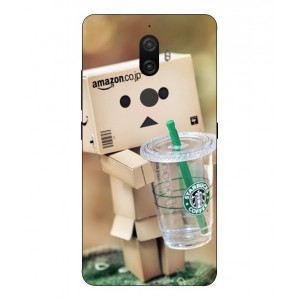 Coque De Protection Amazon Starbucks Pour Lenovo K8 Plus