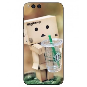 Coque De Protection Amazon Starbucks Pour Xiaomi Mi Note 3