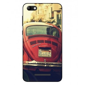 Coque De Protection Voiture Beetle Vintage Wiko Jerry Max
