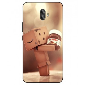 Coque De Protection Amazon Nutella Pour Gionee A1 Plus