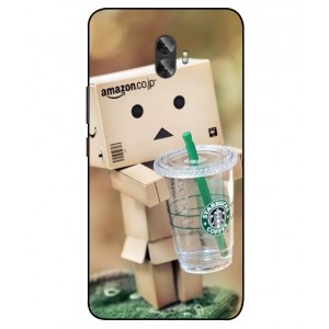 Coque De Protection Amazon Starbucks Pour Gionee A1 Plus