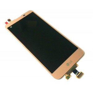 Ecran LCD Complet Vitre Tactile Pour LG X Screen - Or