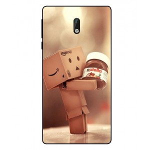 Coque De Protection Amazon Nutella Pour Nokia 3