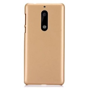 Coque De Protection Rigide Or Pour Nokia 5