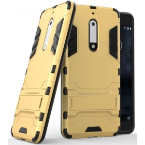 Protection Antichoc Type Otterbox Or Pour Nokia 5