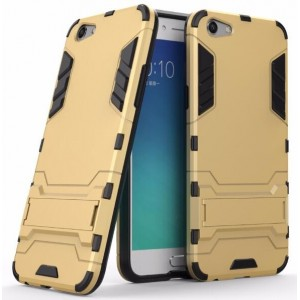 Protection Antichoc Type Otterbox Or Pour Oppo A77