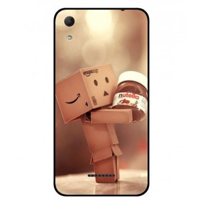 Coque De Protection Amazon Nutella Pour Wiko Lenny 4
