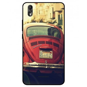 coque protection voiture beetle vintage wiko lenny 4 plus. Black Bedroom Furniture Sets. Home Design Ideas
