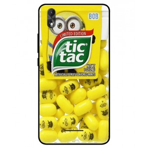 Coque De Protection Tic Tac Bob Wiko Lenny 4 Plus