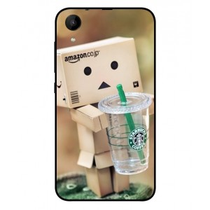 Coque De Protection Amazon Starbucks Pour Wiko Sunny 2