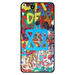 Coque De Protection Graffiti Tel-Aviv Pour Google Pixel 2