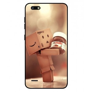 Coque De Protection Amazon Nutella Pour ZTE Blade Force
