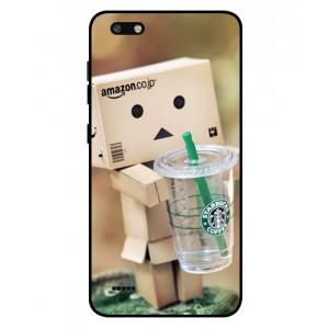 Coque De Protection Amazon Starbucks Pour ZTE Blade Force